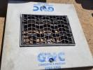 Class D Wave Grate 1200mm X 1200mm
